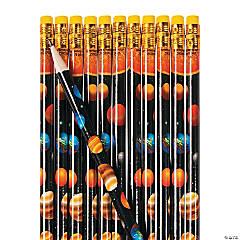 Solar System Pencils - 24 Pc.