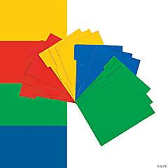 Solid Color File Folders