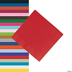 Solid Color Luncheon Napkins