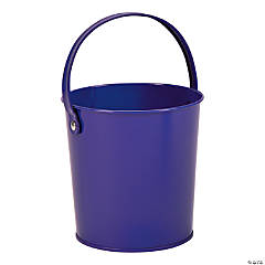 Solid Color Pails - Purple