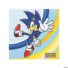 Sonic the Hedgehog™ Luncheon Napkins