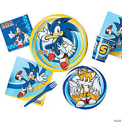 Sonic The Hedgehog Party Supplies Oriental Trading Company