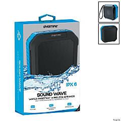 Sound Wave Water Resistant Wireless Speaker