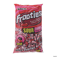 Sour Cherry Mini Tootsie Roll<sup>®</sup> Frooties<sup>®</sup>