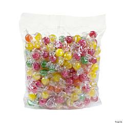 Sour Fruit Balls Hard Candy, 5lb