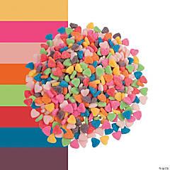 Sour Gummy Hearts
