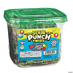 Sour Punch® Licorice Twists Candy