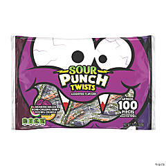 Sour Punch<sup>®</sup> Licorice Twists Halloween Candy