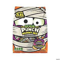 Sour Punch<sup>®</sup> Mummy Mix Halloween Candy Assortment