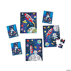 Space Jigsaw Puzzles