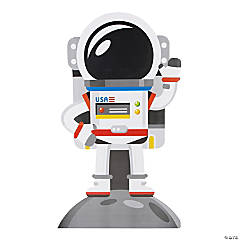 Space Party Astronaut Cardboard Stand-Up