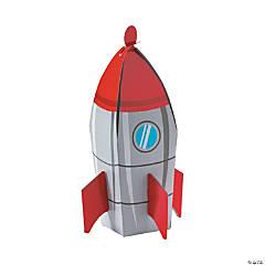 Space Party Favor Boxes - 12 Pc.