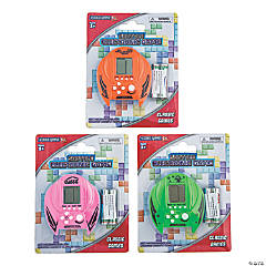 Space Shuttle Handheld Electronic Games