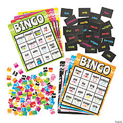 Spanish/English Premium Bingo Game