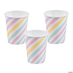 Sparkle Unicorn Paper Cups