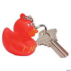 Speedy Hero Duck Collectable Key Chains