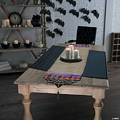 Spellbound Table Runner Halloween Decoration