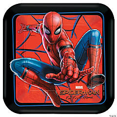 Spider-Man: Far From Home™ Square Dinner Plates