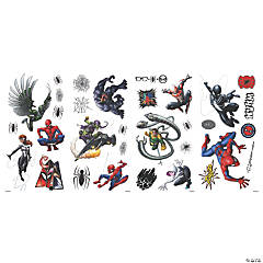 Spider-Man Favorite Characters Peel & Stick Decal