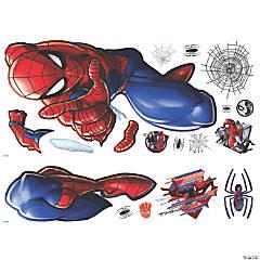 Spider-Man Peel & Stick Giant  Decals
