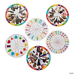 Spin & Identify Spinners