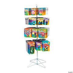 Spinner Rack Display 2 for $4