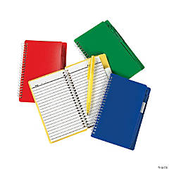 Spiral Notebook And Pen Sets