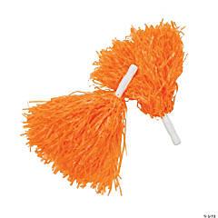 Spirit Pom-Poms - Orange