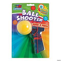 Sponge Ball Shooters