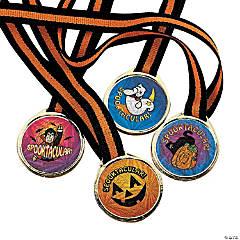 Spook-tacular Medals
