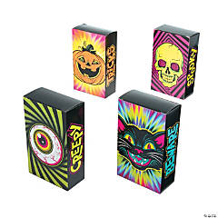 Spookadelic Favor Boxes