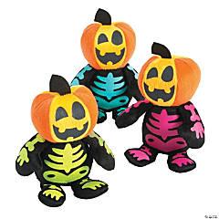 Spookadelic Plush Characters