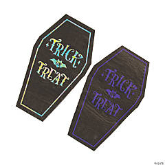 Spooktacular Coffin Luncheon Napkins