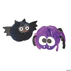 Spooktacular Spider & Bat Centerpieces