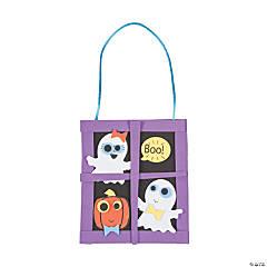 Spooky Window Ornament Craft Kit