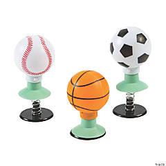 Sports Ball Pop-Ups
