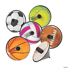 Sports Ball Spin Tops