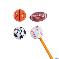 Sports Balls Pencil Sharpeners