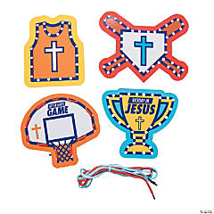 Sports VBS Lacing Cards