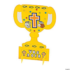 Sports VBS Stand-Up Sticker Scenes