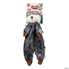 "Spot Furzz Plush Dog Toy 20""-Raccoon"