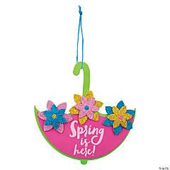 Spring Umbrella Craft Kit