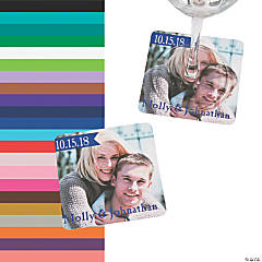 Square Custom Photo Coasters