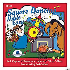 Square Dancin Made Easy CD