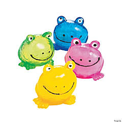 Squeezable Sticky Frogs PDQ