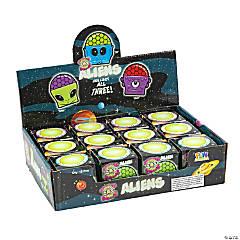 Squeeze-A-Dohz™ Alien Toys