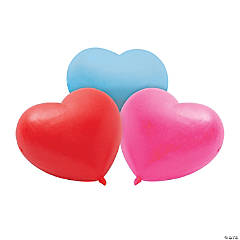 Squeeze-A-Dohz™ Squishy Heart Toys