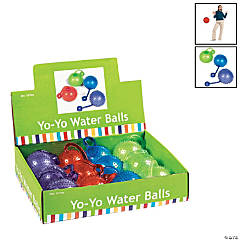 Squishy Water Ball Yo-Yos