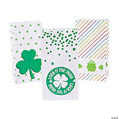 St. Patrick's Day Treat Bags