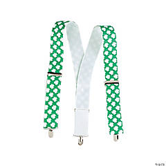 St. Pat's Suspenders Clip Strip